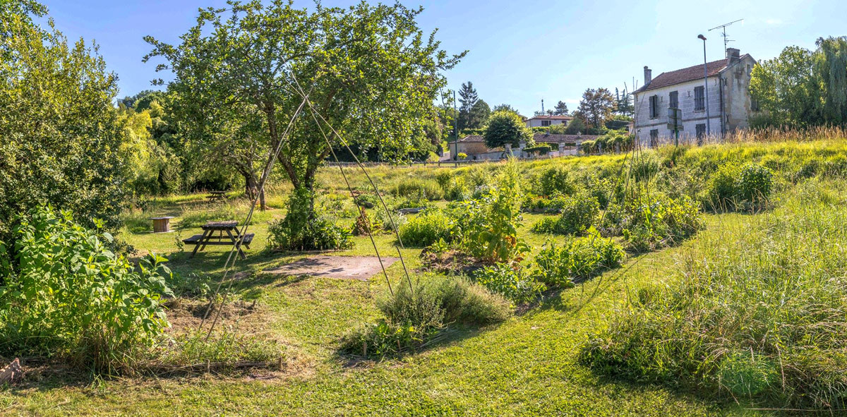 Le jardin originel
